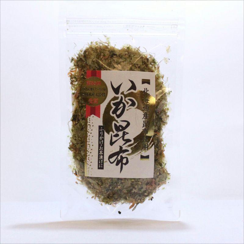 画像1: 北海道産 いか昆布 (1)